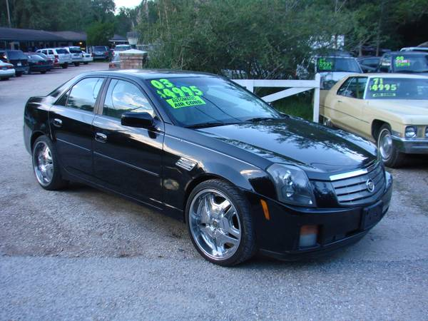 2003 CADILLAC CTS-BLOWOUT SALE!-VISIT OUR WEBSITE