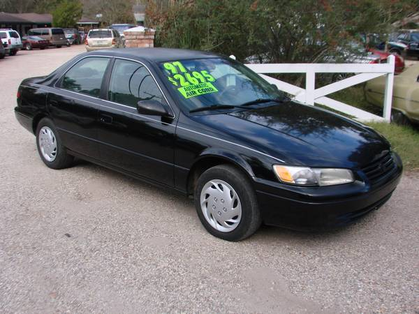 1997 TOYOTA CAMRY LE-SUPER DUPER DEALS!-VISIT OUR WEBSITE