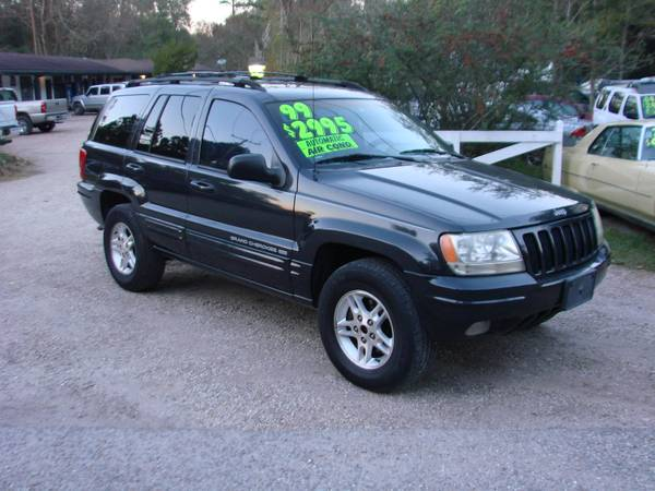 1999 JEEP CHEROKEE LIMITED-ALL INVENTORY REDUCED!-VISIT OUR WEBSITE