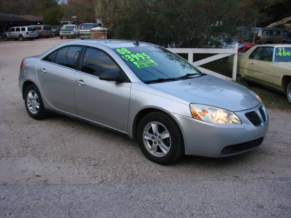 2008 PONTIAC G6 GT-WHAT A DEAL!-VISIT OUR WEBSITE