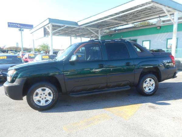 2003 Chevrolet Avalanche 4x4 ONE OWNER!!