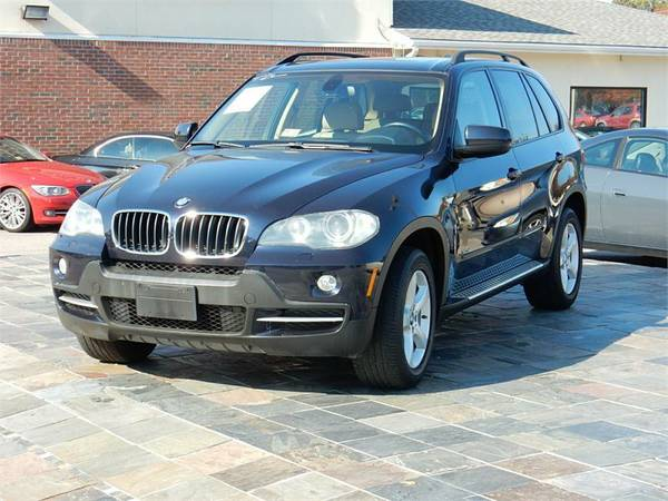 2007 BMW X5. Zero Down Military Financing For All!