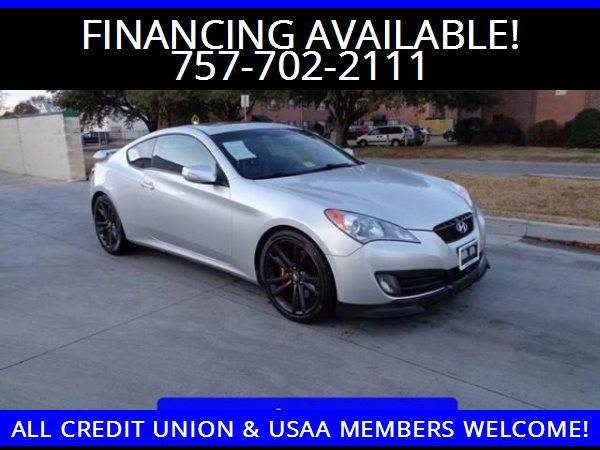 [FINANCING AVAILABLE!] ★2011 HYUNDAI GENESIS COUPE 3.8L...