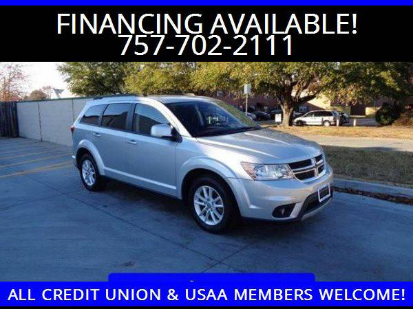 [FINANCING AVAILABLE!] ★2014 DODGE JOURNEY SXT w/3RD...