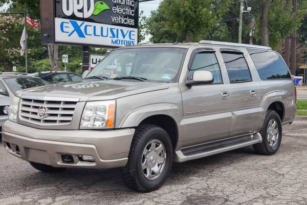 2003 CADILLAC ESCALADE ESV AWD ONLY 121K