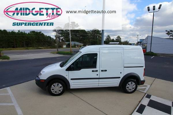 2013 Ford Transit Connect Van 4d Wgn XL (100A) Van Transit Connect...