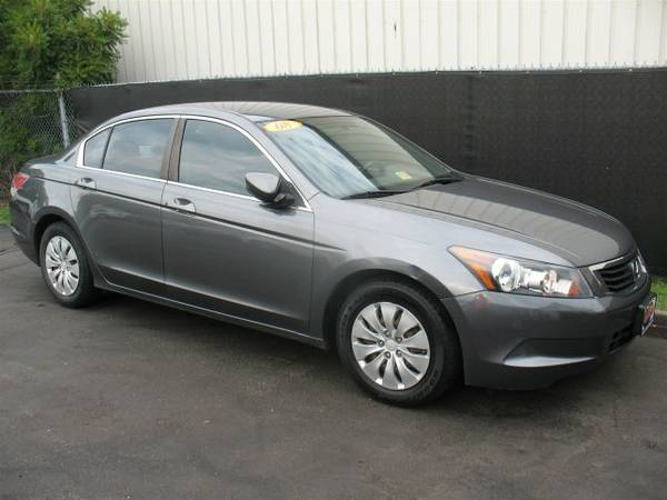 2008 Honda Accord LX Gray ===> WWW.AGAUTO.COM <===