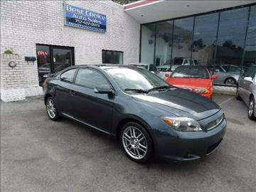 2005 Scion TC 4cyl Gas Saver Clean Sport Car We Finance!!!