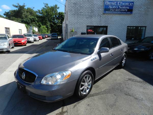 2007 Buick Lucerne CXL Clean Luxury Sport Car Financing Available