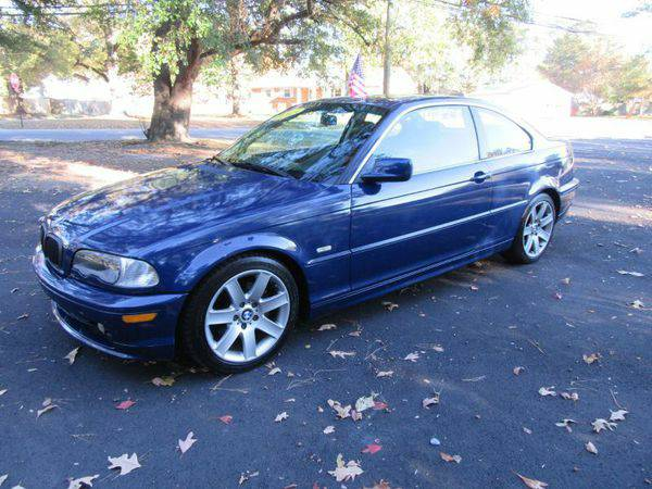 2003 *BMW* *3* *Series* 325Ci 2dr Coupe