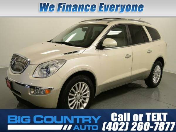 2011 Buick Enclave AWD 4dr CXL-1 Sport Utility AWD 4dr