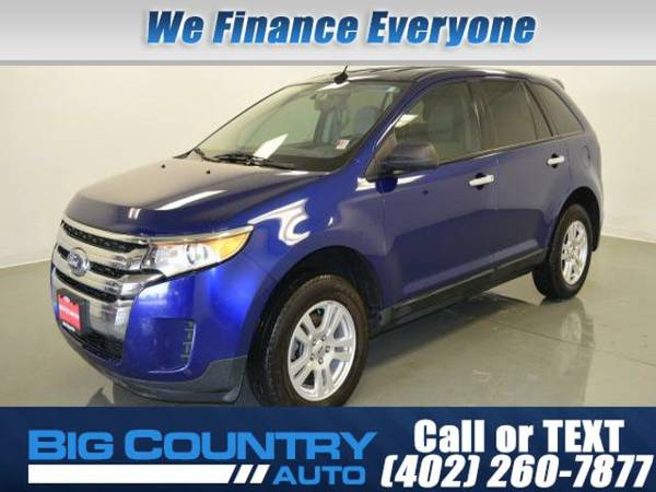 2013 Ford Edge 4dr SE FWD Sport Utility 4dr FWD