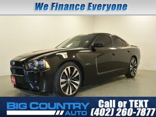 2013 Dodge Charger 4dr Sdn RT RWD 4dr Car 4dr Sdn RWD