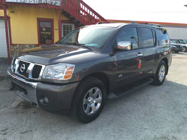 2007 NISSAN ARMADA /// RELIABLE CARS @ AFFORDABLE , GREAT INVENTORY **