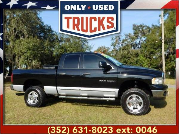 2005 *Dodge Ram 3500* SLT (6cyl, 5.9L, 325.0hp) WE SPECIALIZE IN...
