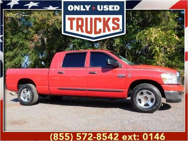 2007 *Dodge* *Ram 2500* SLT (6cyl, 6.7L, 350.0hp) : *Ram 2500*