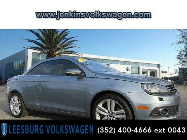 2014 *Volkswagen Eos* Executive ()