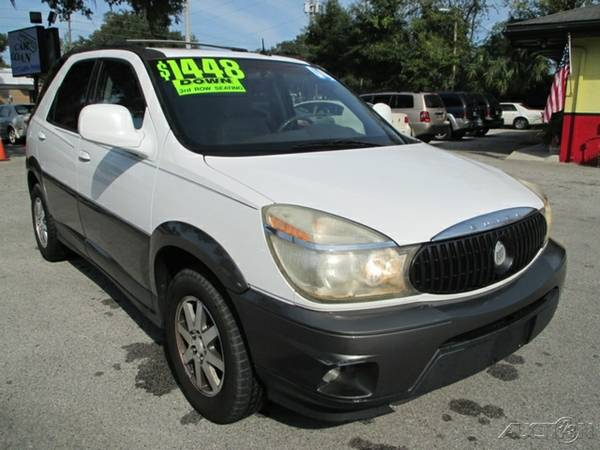 2004 Buick Rendezvous CXL SUV
