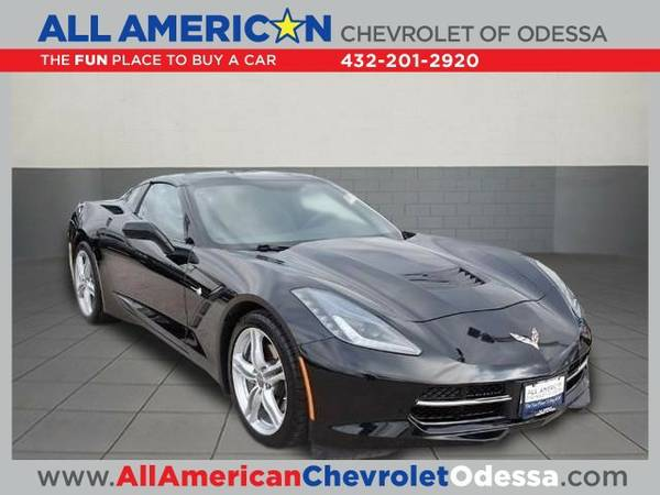 2016 Chevrolet Corvette 1LT Coupe Corvette Chevrolet