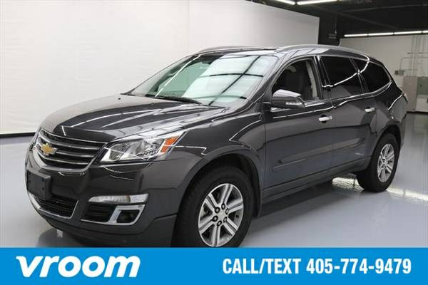 2015 Chevrolet Traverse 1LT 7 DAY RETURN / 3000 CARS IN STOCK