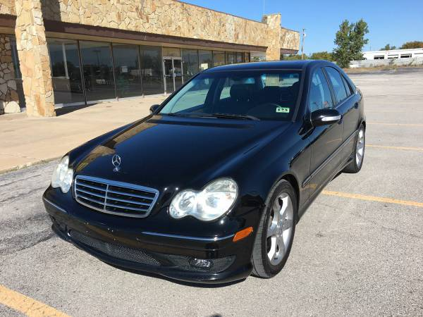 2007 MERCEDES BENZ-C230 **GARAGE KEPT,CREAM PUFF**