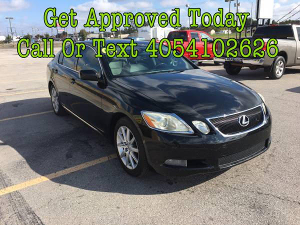 2006 LEXUS GS300**HAS IT ALL!! NAV, SUNROOF, LEATHER, BACKUP CAMERA!