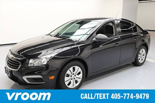 2016 Chevrolet Cruze Limited LS Manual 7 DAY RETURN / 3000 CARS IN STO