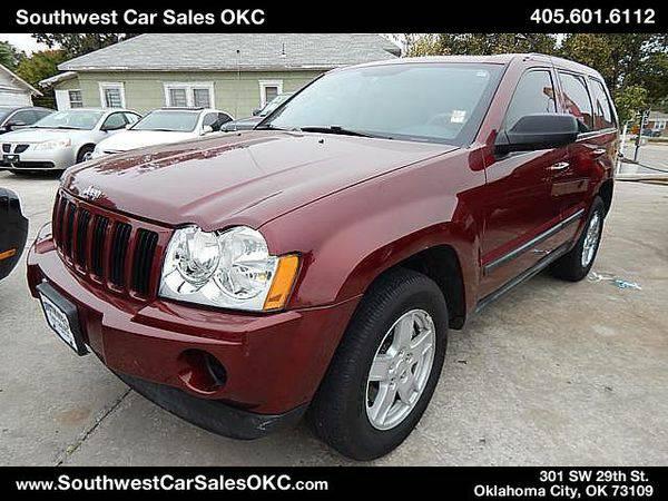 2007 *Jeep* *Grand* *Cherokee* Laredo 4dr SUV - Home of the ZERO Down
