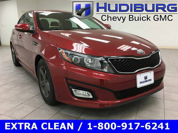 2014 *Kia* *Optima* LX - THE OKC PRICE LEADER!