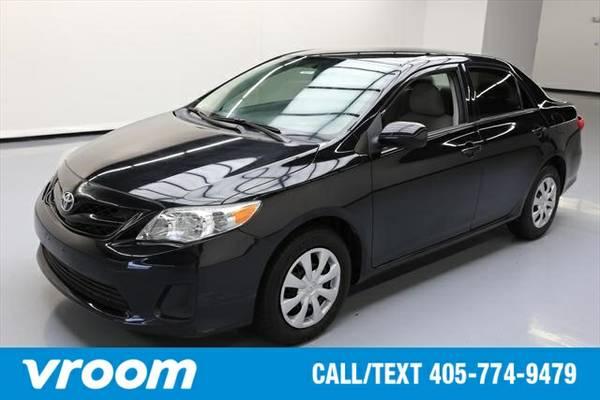 2013 Toyota Corolla 7 DAY RETURN / 3000 CARS IN STOCK