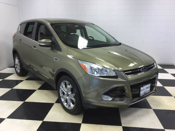 2013 FORD ESCAPE SEL MUST SEE! FUEL SAVER SUV ONE OF A KIND COLOR!!!