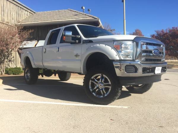 2011 Ford F-250 6.7L-WITH BAD BOY LIFT KIT AND WHEELS AND TIRES!!!
