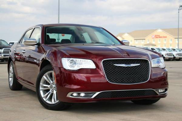 2016 CHRYSLER 300 300C! GREAT CONDITION! ONLY $325/MONTH!