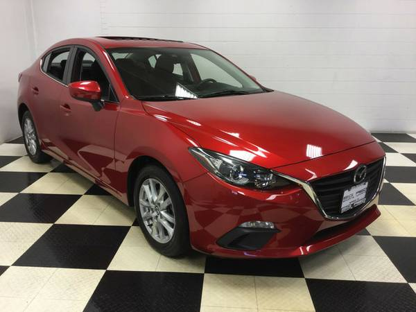 2014 Mazda Mazda3 i Touring ONLY 30K MILES SUNROOF SPORTY LIMITED EDIT