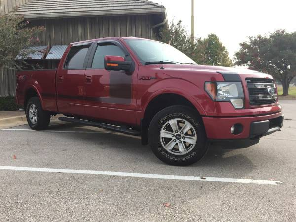 2013 FORD F-150-FX4 WITH ONLY 31K MILES!! SUPER CLEAN TRUCK