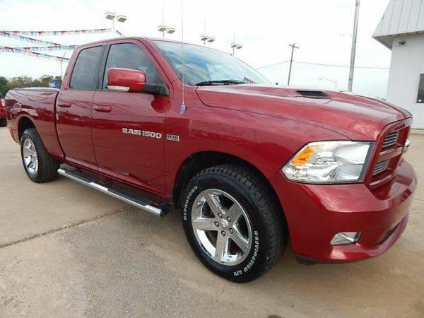 2012 *Dodge* *Ram* *1500* Sport