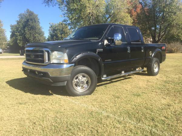 2003 Ford F-250-7.3L V8!!! 4x4 OFF ROAD PACKAGE IMMACULATE CONDITION!!