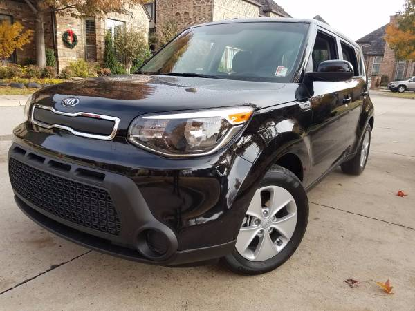 2016 KIA SOUL! ONLY 200 MILES!!! STILL BRAND NEW! SYNC FEATURES!