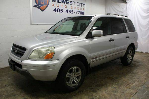 2005 *Honda* *Pilot* EX w/ Leather - REAL QUALITY! REAL PEOPLE!