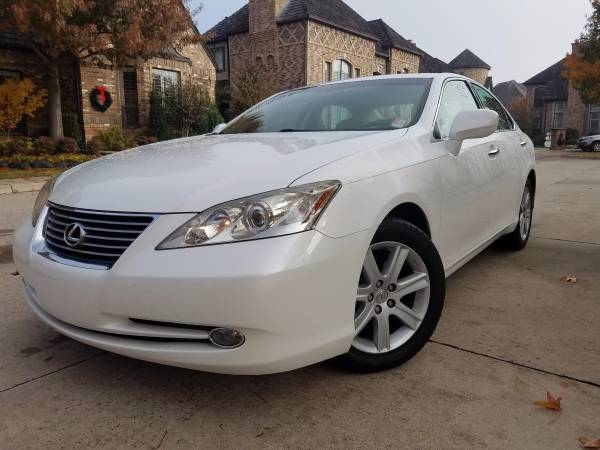 2007 LEXUS ES 350! LEATHER LOADED WITH SUNROOF WITH ONLY 79K MILES!!