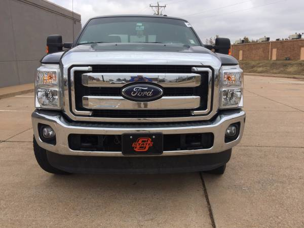 2015 FORD F250 FX4 4X4 LOW MILES!!