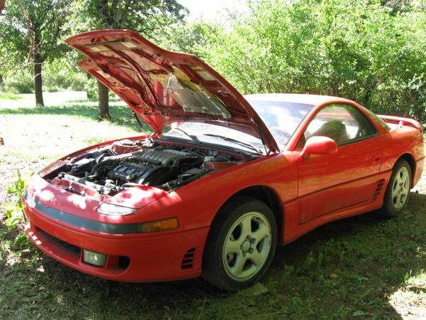 1992 VR4 3000GT