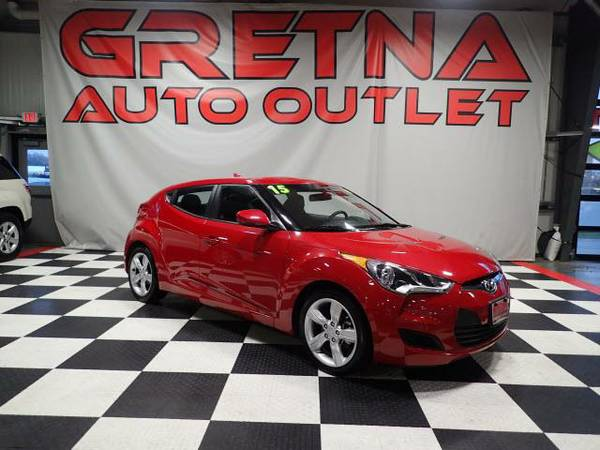 2015 Hyundai Veloster 1 OWNER ONLY 38K BLUETOOTH BACK UP CAMERA