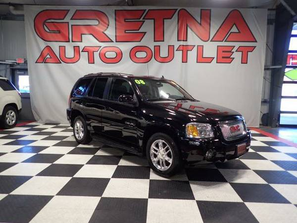 2008 GMC Envoy DENALI 4WD HEATED LEATHER ROOF DVD 122K