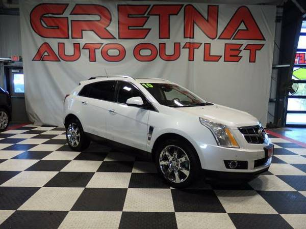 2010 Cadillac SRX Performance Collection AWD PANORAMIC ROOF 67K LOAD
