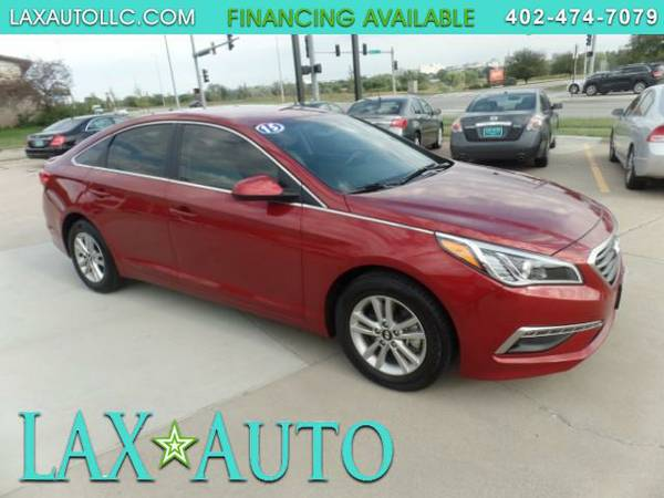 2015 Hyundai Sonata SE * Only 10,125 Miles! * 1-Owner Carfax!