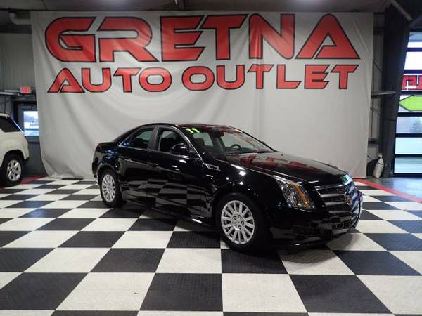 2011 Cadillac CTS AWD HEATED LEATHER PANORAMIC ROOF BOSE 60K