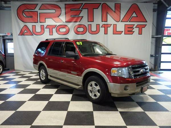 2007 Ford Expedition EDDIE BAUER 4X4 MOONROOF REAR DVD LOADED