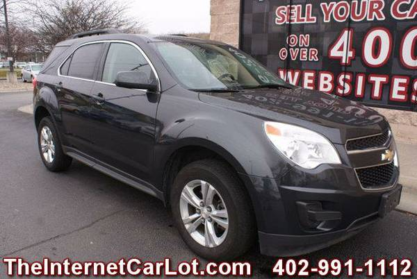 2014 CHEVROLET EQUINOX LT AWD BACK UP CAMERA POWER SEAT BLUETOOTH