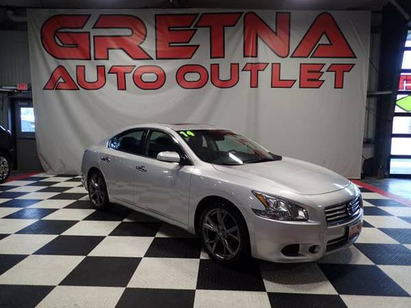 2014 Nissan Maxima S MOONROOF LOW MILES 43K 1 OWNER